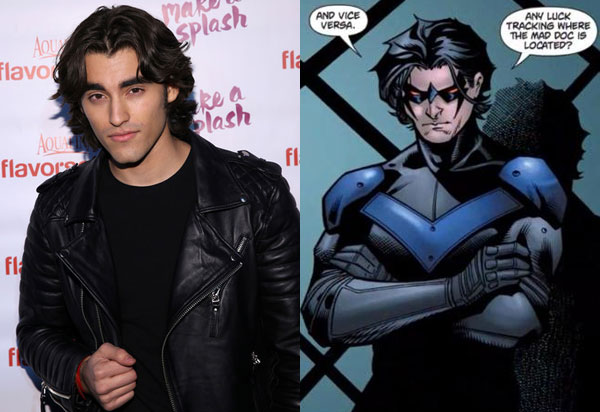 Nightwing/Dick Grayson: Blake Michael